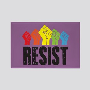 Resist Rectangle Magnet
